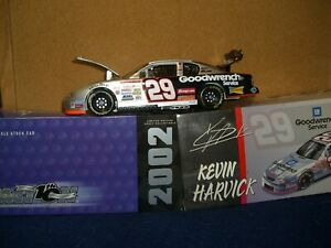 1/18 Action 2002 nascar #29 Goodwrench Kevin Harvick