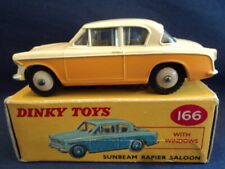 Dinky 1960's Sunbeam Rapier Saloon No: 166 N/MINT Ex Shop Stock