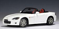 Honda S2000 (RHD) - White Japanese Version 1:18 AUTOart 73211