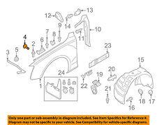 AUDI OEM 09-18 Q5-Fender Bolt N91166901