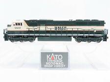 N Scale Kato 176-6302 BNSF Railway SD70MAC Diesel Locomotive #9837 DCC Ready