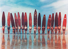 Paper Print Poster A4 Vintage Surfing Photo Boards Surf for Glass Frame