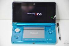 NINTENDO 3DS Handheld - Aqua Blue - Refurbished by Nintendo - 12 month warranty
