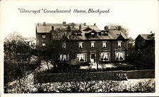 Blackpool. Glenroyd Convalescent Home by Birstwistle, Blackpool.