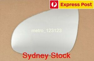 LEFT PASSENGER SIDE MIRROR GLASS ONLY FOR TOYOTA CAMRY 2012 - 2017