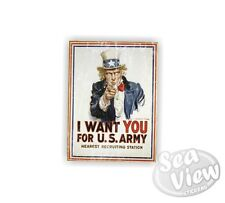 Retro I Want You Car Van Stickers Decal Funny Sticker
