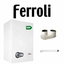 Caldaia a condensazione Ferroli BLUEHELIX TECH C 35 kw METANO  + kit fumi omaggi