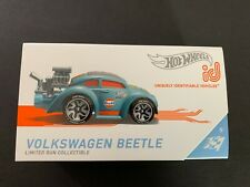 Hot Wheels ID Volkswagen Beetle Gulf Limited Edition FXB02-999Q S1 1/64