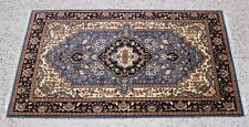 4'X6' CM Oriental Wool Carpets Indian Hand Knotted Carpet Handmade Area Rug NEW