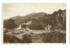 Postcard British Camp Hotel Malvern Worcester Welland Massington Ledbury