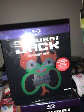 Samurai Jack: The Complete Series (Blu-ray)
