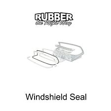 1957 1958 Ford & Edsel Windshield Seal