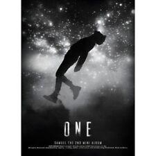 SAMUEL - ONE (2nd Mini Album) CD+Booklet KPOP Sealed