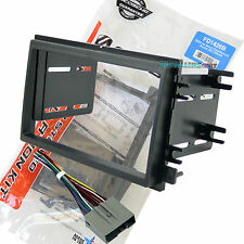 Scosche FD1426B Double-Din Radio Install Dash Kit & Wires, Car Stereo Mount