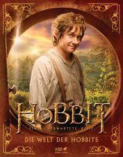 Der Hobbit: Eine unerwartete Reise - Die Welt der Hobbits  UNGELESEN