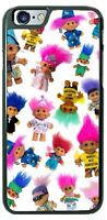 Adorable Troll Dolls Collage Phone Case fits iPhone Samsung LG Google HTC etc