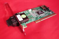 TRANSITION NETWORKS N-FX-SC-02 PCI 100BASE-FX SC FIBER OPTIC NETWORK CARD - NEW