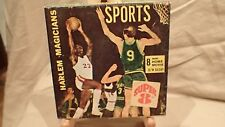 1960s Super 8 mm Movie - Film - Harlem Magicians Basketball Like Globetrotters