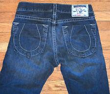 """TRUE RELIGION Men's """"Corey"""" Boot Cut Jeans--Size 33x30 Authentic--HOT!!"""