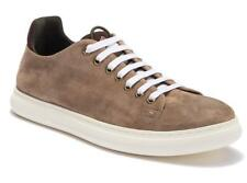 New in Box - $225 Donald Pliner Pierce Tan Suede Lace Sneaker Men's Size 10