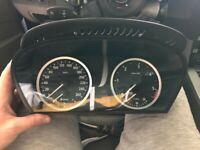 BMW E61 E60 535d 525d 530d Kombiinstrument Tachometer Diesel 6958600