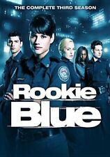 Rookie Blue Complete Third Season 0741952726296 With Gregory Smith DVD Region 1