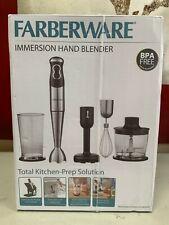Farberware Immersion Hand Blender 201627 7-Piece Set Brand New