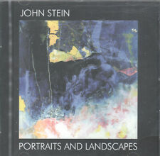 Portraits and Landscapes by John Stein (CD, 2000 Jardis) Jazz Guitarist/Sealed!