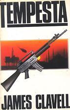 TEMPESTA di CLAVELL JAMES Edizione CDE 1987