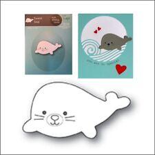 Sweet Seal die Memory Box metal cutting dies 99906 water marine animals