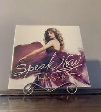 TAYLOR SWIFT-TAYLOR SWIFT:SPEAK NOW NEW VINYL RECORD 2 LP