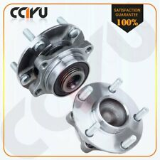 Pair New Front Driver And Passenger Side Wheel Hub& Bearing Fits G35 350Z 5 Lug