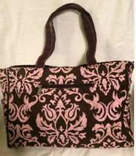 """BELVAH BABY GIRL PERSONALIZED MONGRAMMED DIAPER BAG PINK SAYS """"ANNIE"""" PERFECT!"""