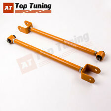 Rear Lower Control Arms Bar Rod Camber Kit for 95-05 BMW E46/E36/Z4/M3 3-Series