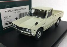 1/43 HI STORY HS164WH NISSAN DATSUN PICK UP TRUCK DX (1979) resin model car