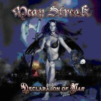 Mean Streak - Declaration of War [New CD]