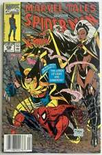 New listing Marvel Tales 236 X-Men Wolverine Amazing Spider-Man Todd McFarlane Comic Lot