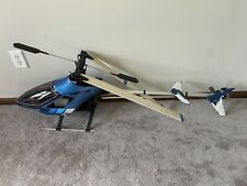 Vintage Excellent Condition Kyosho Concept 60 .60 Size RC Helicopter Airframe