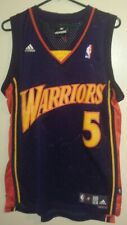 AUTHENTIC 2007 Baron Davis ADIDAS NBA Jersey  Size: Small (Length +2)  Warriors