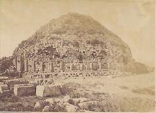 Algérie Tombeau de la Chrétienne Vintage albumine ca 1880