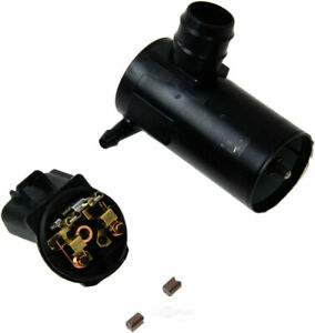 Windshield Washer Pump Front WD Express 895 51006 001