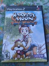 Harvest Moon: Save the Homeland (Sony PlayStation 2, 2001) Complete ps2