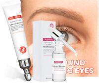 ANTI-AGING WRINKLE EYE SERUM Lifting Firming Eye Cream/Essence Drop Cosmetics ZE