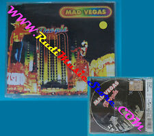 CD Singolo Mad Vegas People 019936-2 ITALY 2003 SIGILLATO no mc lp vhs dvd(S28*)