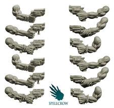 Gli orchi hands with revolvers-spellcrow