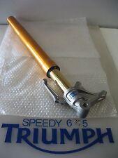 TRIUMPH DAYTONA 675 R OHLINS LEFT FRONT FORK GENUINE 2010 TO 2012 T2041421