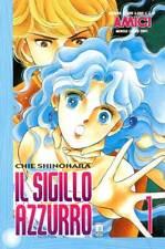 STAR COMICS IL SIGILLO AZZURRO NUMERO 1