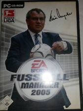 Fussball Manager 2005 PC