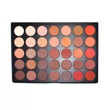Morphe Brushes 35OM Natural Glow Matte Eyeshadow Palette Shimmer New Genuine