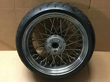 KAWASAKI VN 900 Chrome Extra Wide Rear Wheel & Tyre : OU3167
